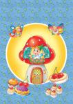 Storia di primavera da colorare: Una sposa per Zuccherino