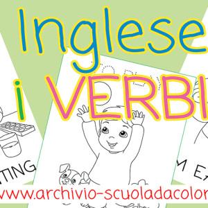 Inglese – i verbi