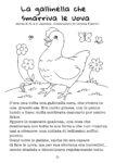 Storia di Primavera: la gallinella che smarriva le uova