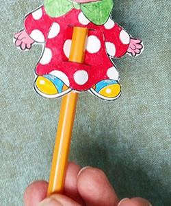 Regalini per l'accoglienza – Clown Pucci