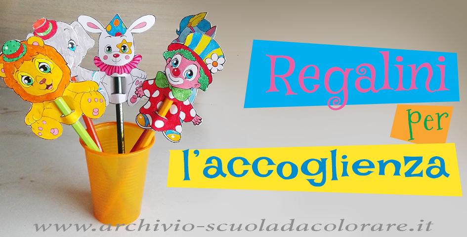 for Lavoretti creativi accoglienza