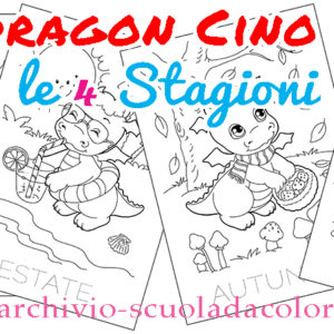 Dragon Cino e le 4 Stagioni