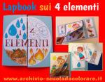Lapbook – i 4 elementi