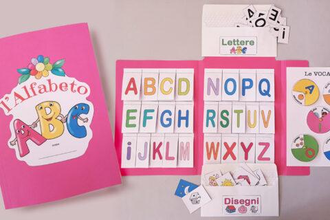 lapbook alfabeto