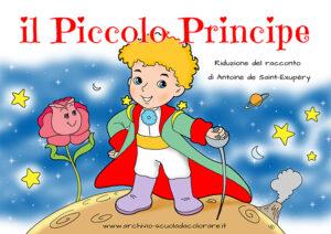 il piccolo principe riassunto per bambini